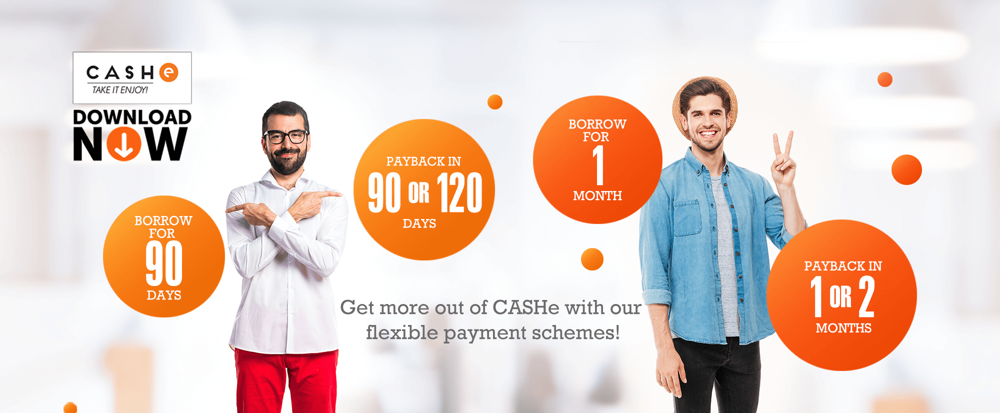 CASHe - Instant Personal Loans