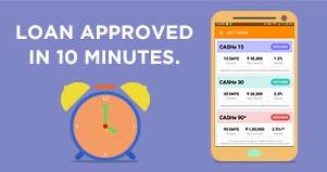 CASHe - Need Quick Instant Personal Loans? Get an Instant Loan in a Few Easy Steps at CASHe NOW