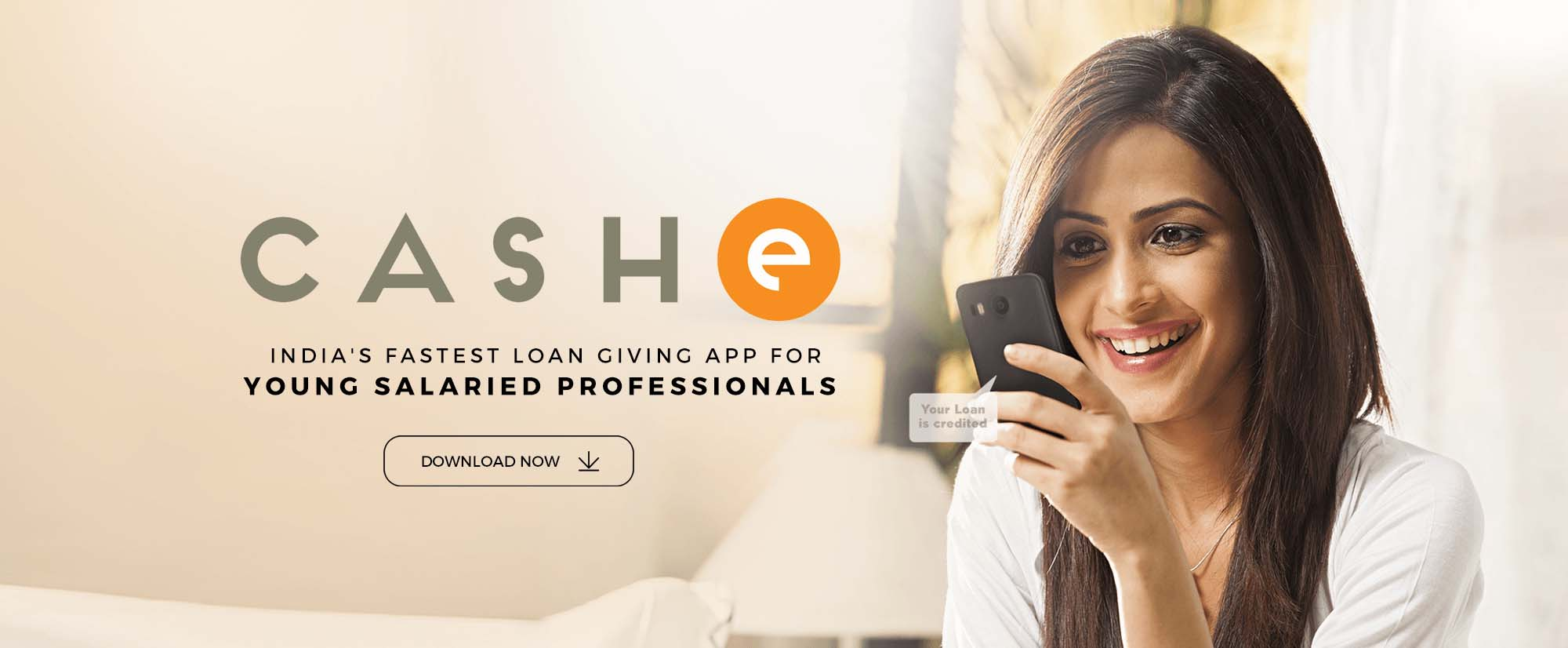 CASHe - Instant Personal Loan