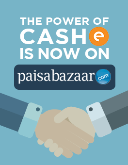 CASHe - CASHe Partners With Paisabazaar to Disburse Instant Short-Term Personal Loans