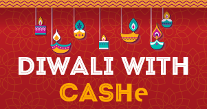 CASHe - Celebrate Diwali With CASHe