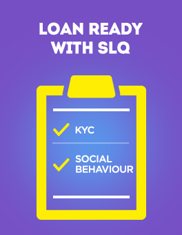 CASHe - How To Check Eligibility for Personal Loan using Your SLQ