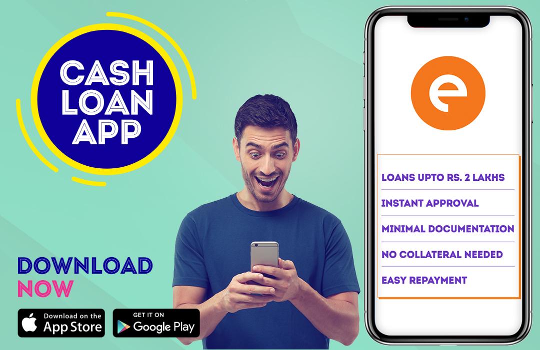 Cash Loan App, Apply for Cash Loan Online in India - CASHe
