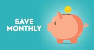 CASHe - How to Save from Your Monthly Income