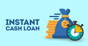 CASHe - Ways to get Instant cash loan 24*7 in India
