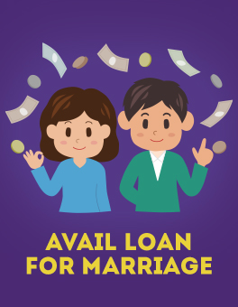 CASHe - Key points to keep in mind to avail loan for marriage