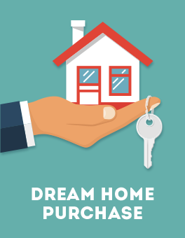 CASHe - Instant Loan approval for Dream Home purchase via the App