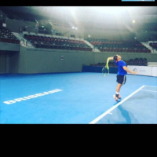 0c53605c9ee53 Play tennis with Marlon Donaire on