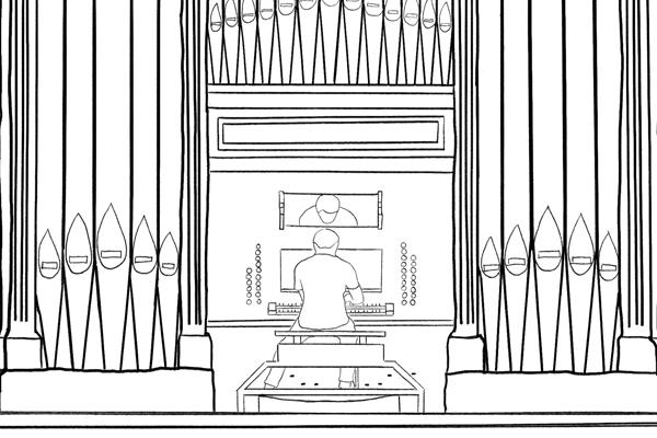 The Klais Organ