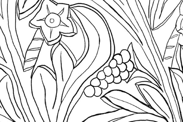 Art motif from VCH