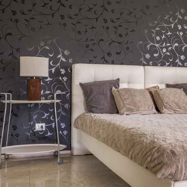 5 Tips To Beautify Your Master Bedroom With Wallpapers Homeonline