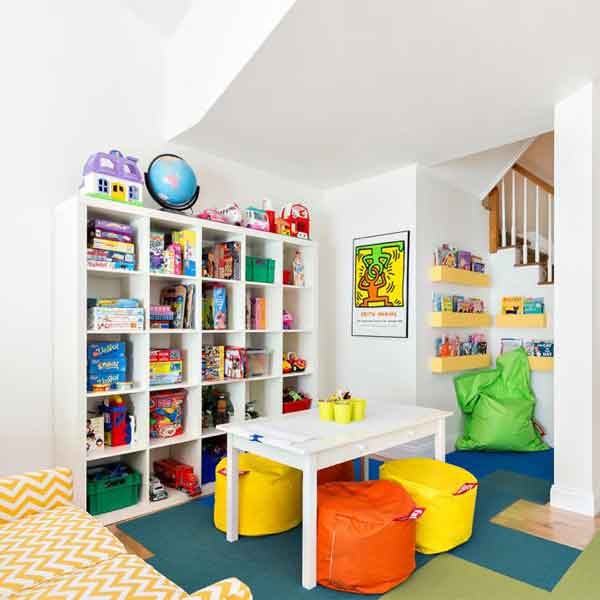 9 Tips To Design Playroom For Kids