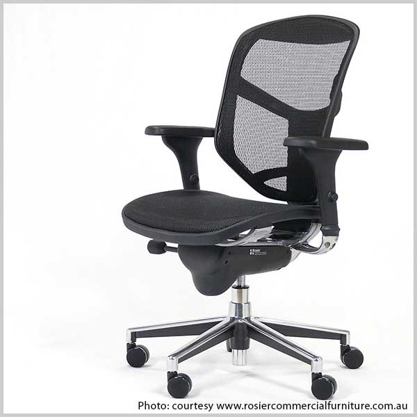 Mesh chair & 7 tips to choose the perfect chair for home office   Homeonline