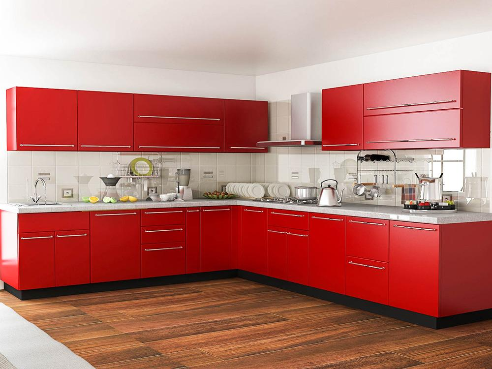 Modular kitchen designs Modular kitchen design colors
