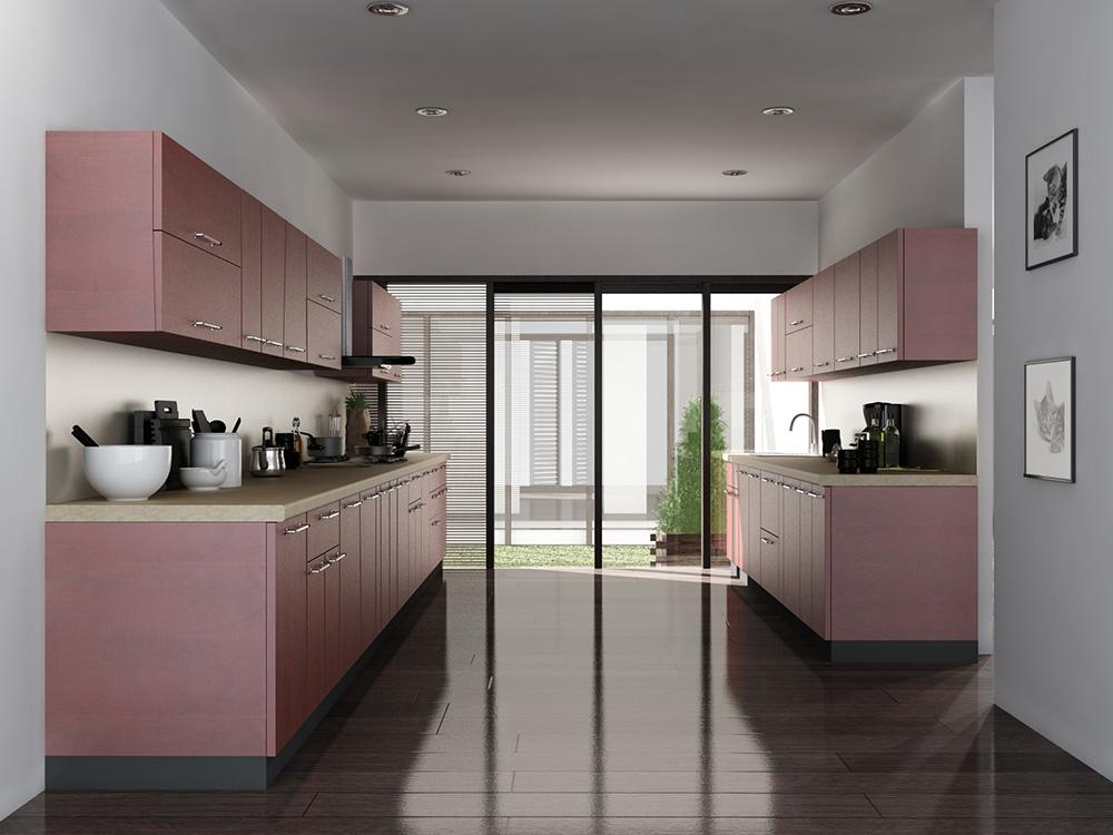 Modular kitchen designs for Latest kitchen cabinets