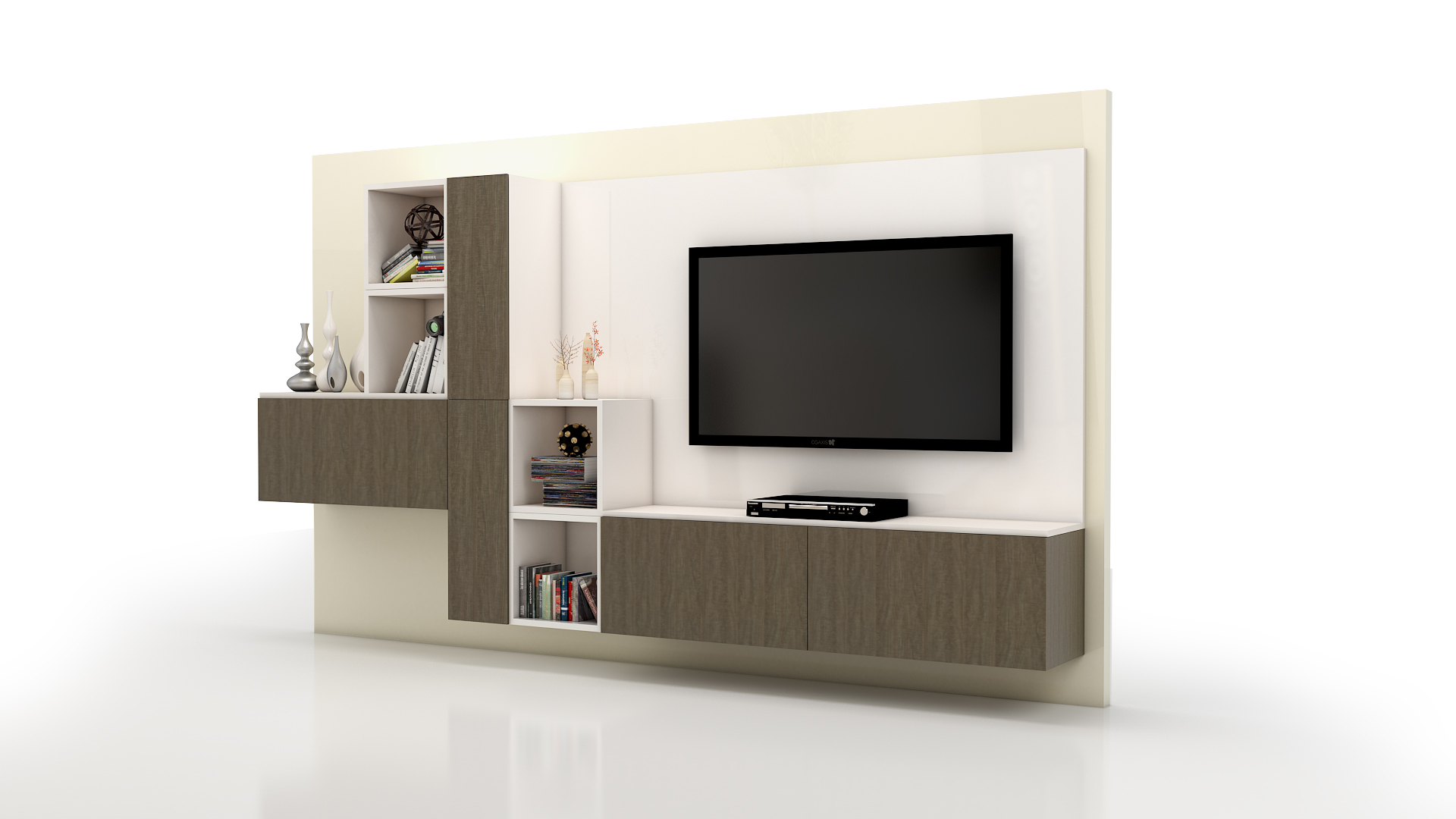 Wall Tv Design Tv Units Designs