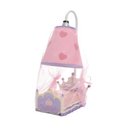 KID'S LAMP - PRINCESS BED