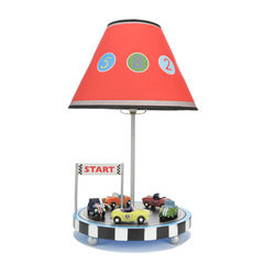 KID'S LAMP - RACE TRACK