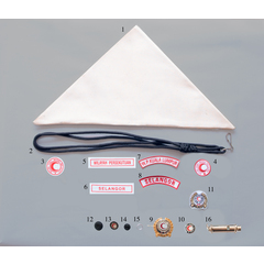 RED  CRESCENT ACCESSORIES