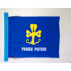 GIRL GUIDE FLAG