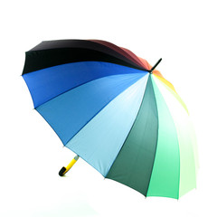 DELUXE RAINBOW UMBRELLA
