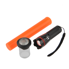 MULTIFUNCTION ZOOMING FLASHLIGHT