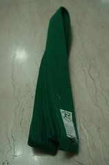 KARATE GREEN BELT
