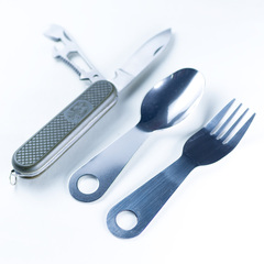 MULTIKNIFE WITH UTENSILS & POUCH