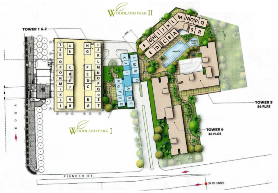 Condominium in Mandaluyong Pioneer Woodlands
