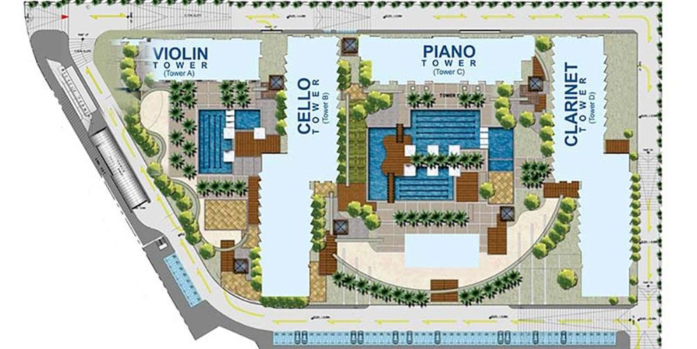 Condominium in Makati Jazz Residences