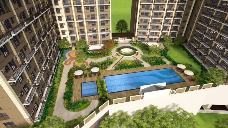 Condominium in Pasig Acacia Escalades