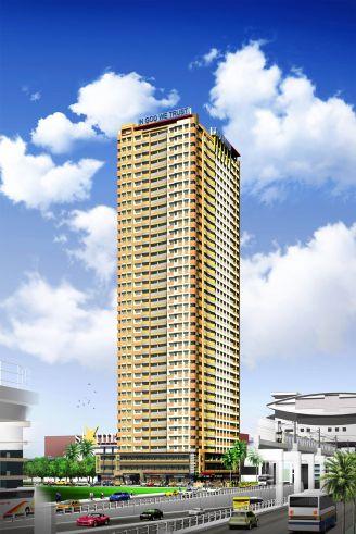 Condominium in Mandaluyong Grand Central Residences
