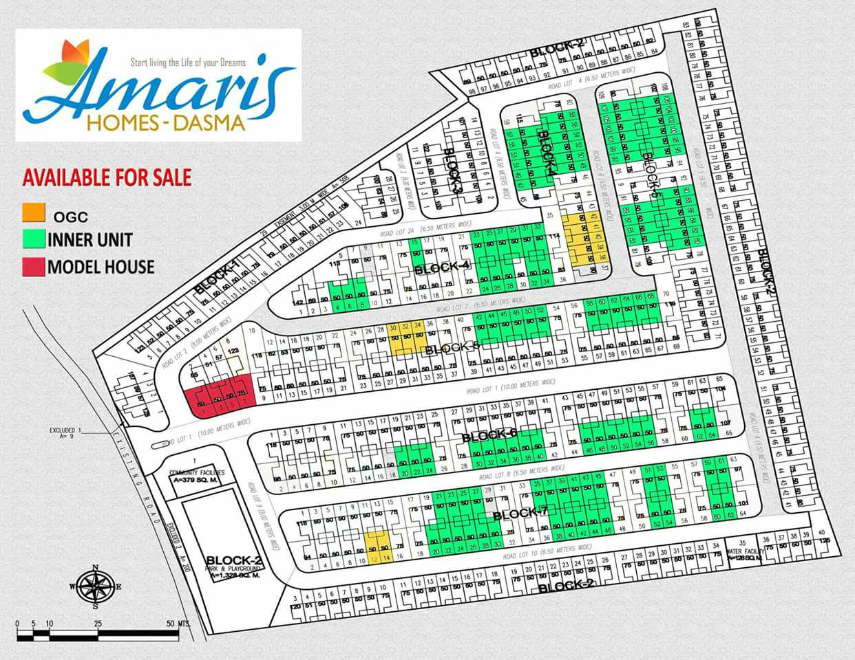House and Lot in Dasmariñas Amaris Homes