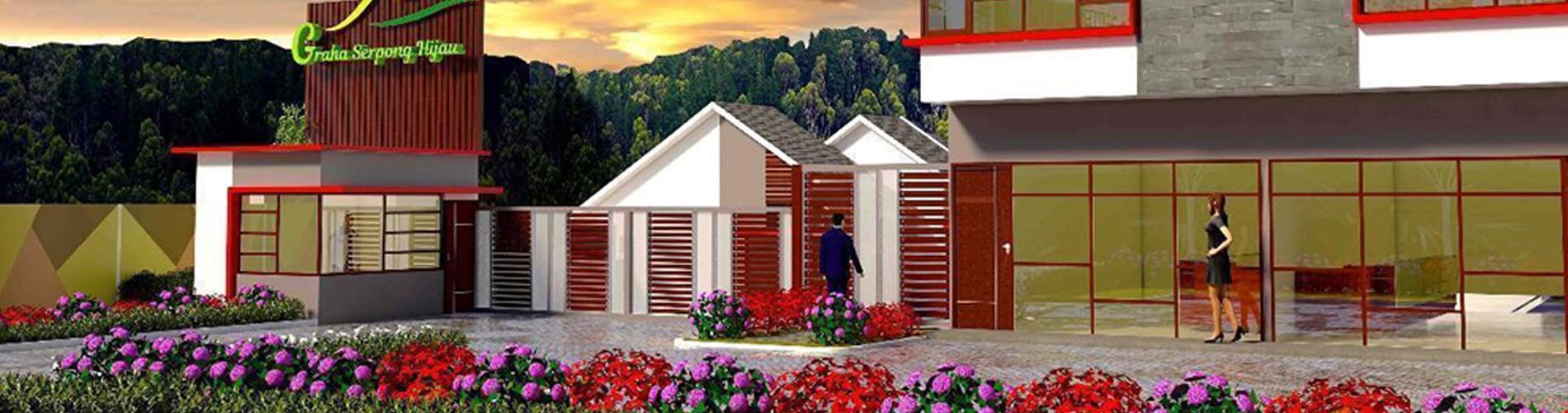 Residensial Graha Serpong Hijau di Bogor