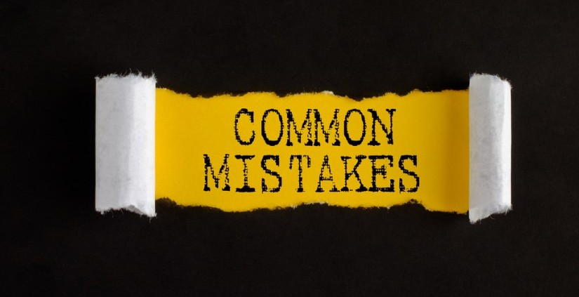 5 Mistakes Sellers Should Avoid