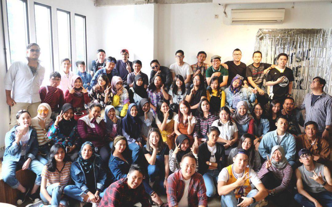 Printerous Year End Celebration: 'Kilas Balik 90-an'