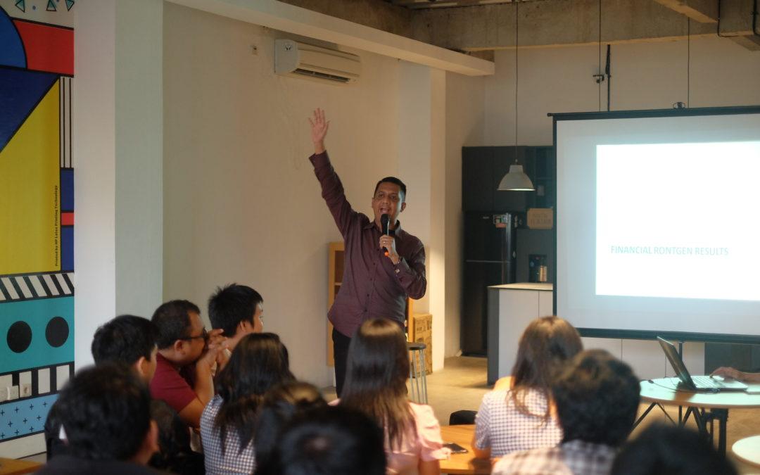 Printerous Talk: Personal Financial Management