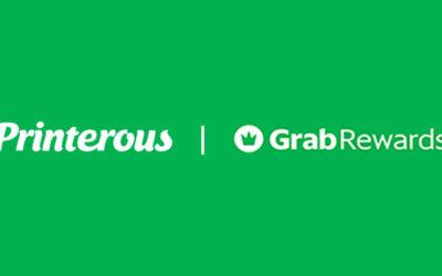 Tukarkan Poin GrabRewards-Mu dan Dapatkan Voucher Menarik untuk Produk Printerous!