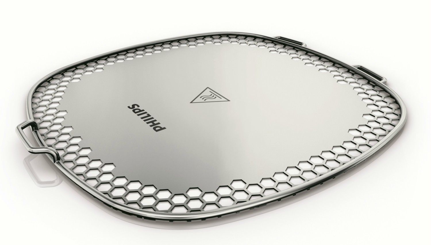 Airfryer Stainless Steel Splatter Proof Lid