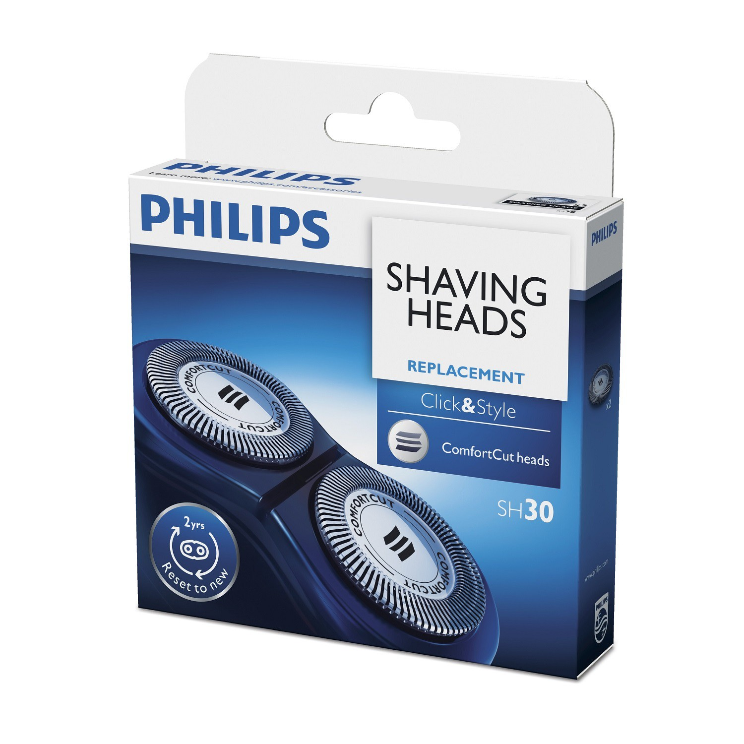 500 Series Shaving Heads SH30