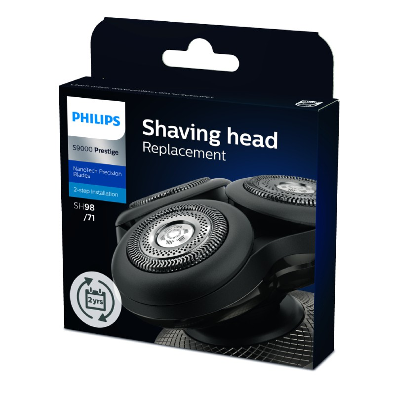 S9000 Prestige Shaving Heads SH98/71