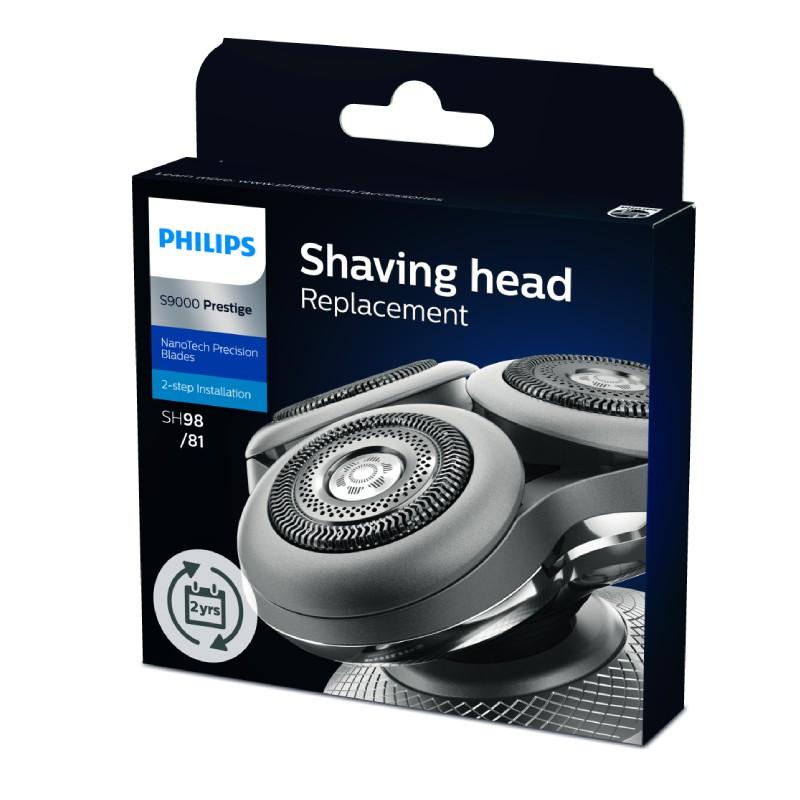 S9000 Prestige Shaving Heads SH98/81