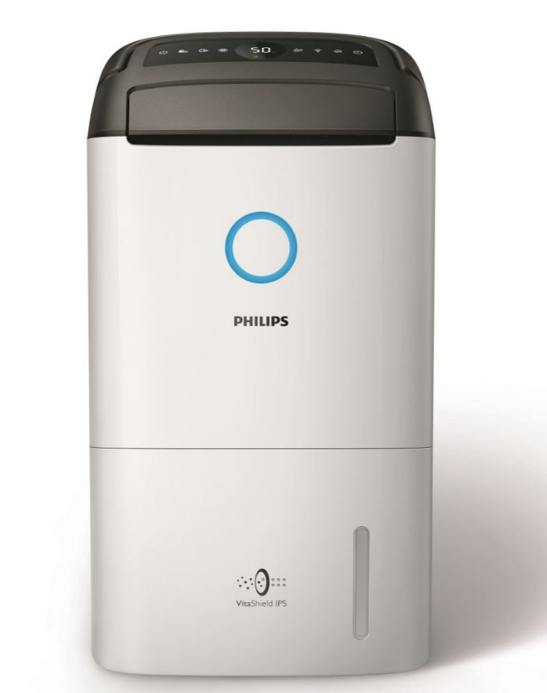 二合一抗敏空氣淨化抽濕機 DE5205