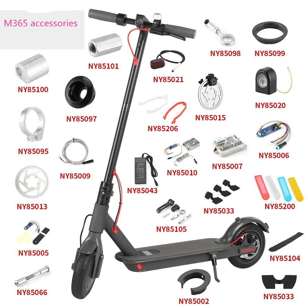 Various Repair Parts /& Accessories For XIAOMI Mijia M365 Electric Scooters NEW