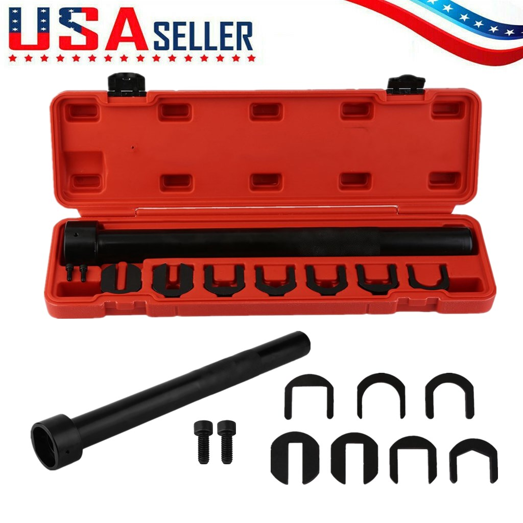 Black Tie Rod End Remover Removal Wrench Tool 27mm-42mm Universal for Car SUV LJ