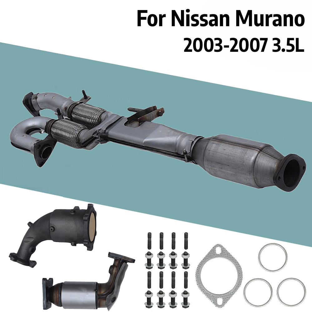 FITS 2003-2007 NISSAN MURANO CATALYTIC CONVERTER SET 3.5L HIGHEST QUALITY