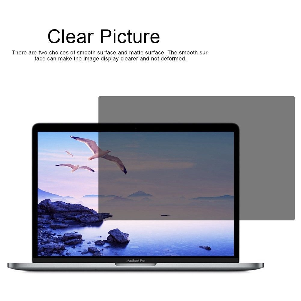 14 Inch privacy filter anti spy screens protective film for 16:9 laptop FU