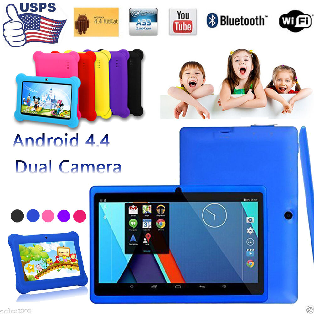 Details about 7'' Q88H A33 Android Tablet PC 1 2GHz 512MB RAM 8GB ROM Dual  Cameras WiFi US RR