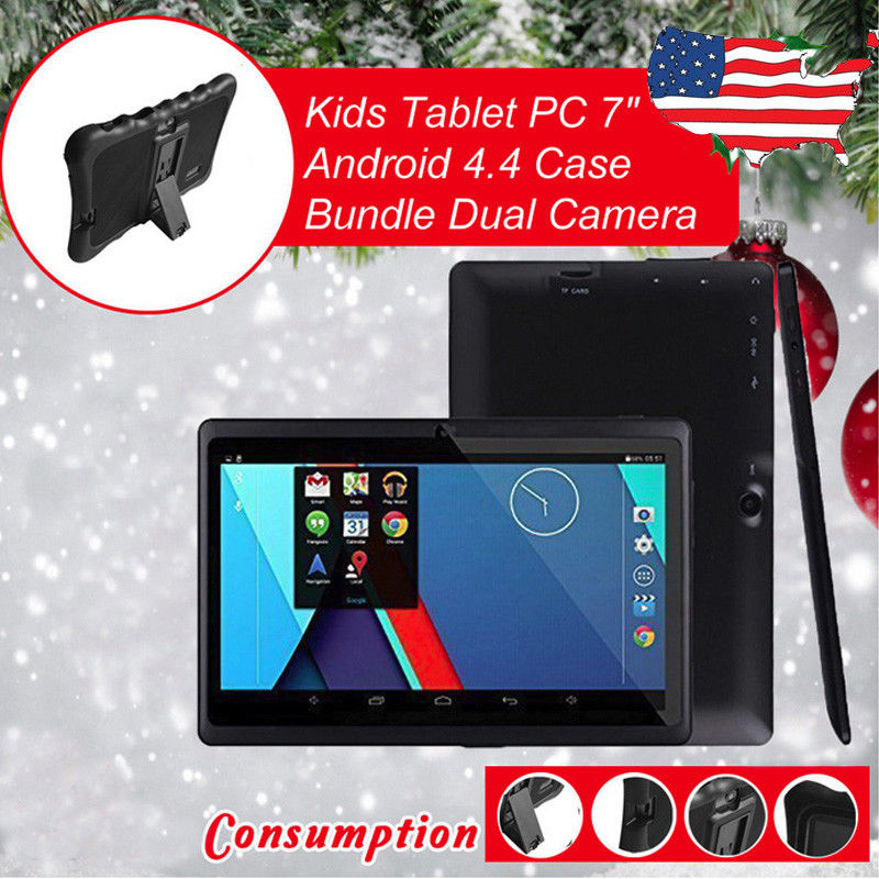 Details about 7'' Q88H A33 Android Tablet PC 1 2GHz 512MB RAM 8GB ROM Dual  Cameras WiFi YI