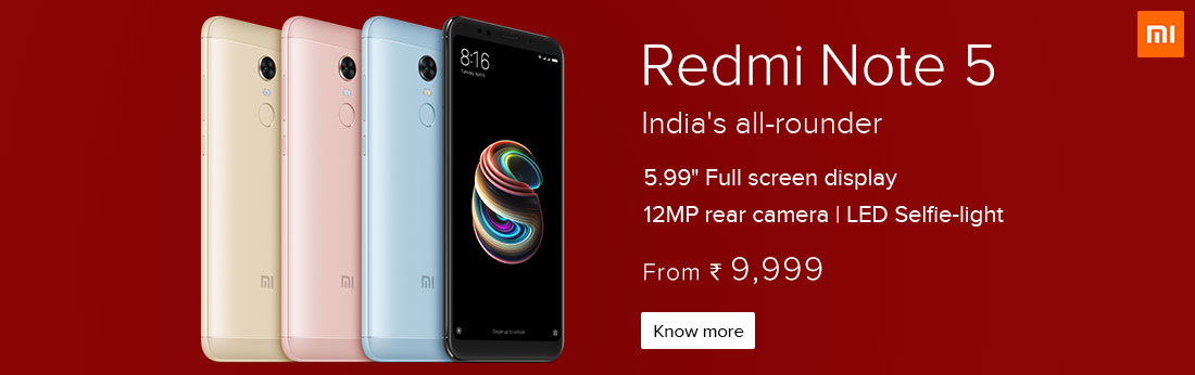 Redmi Note 5 sale: Script to buy on Flash sale & Release date